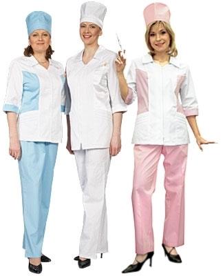 зимня одежда медицинского работника
